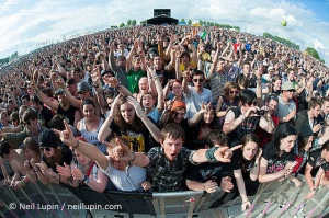 Download Festival crowds
