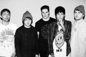 The Bring Me The Horizon boys