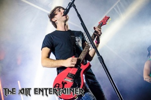 All Time Low are on an all time high at Slam Dunk Festival