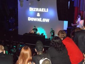 Dizraeli and Downlow bringing in the crowds