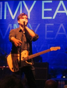 Jimmy Eat World lead singer Jim Adkins