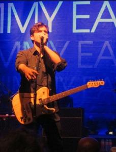 Jimmy Eat World lead singer Jim Adkins