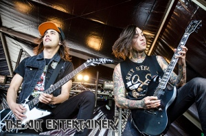 Pierce The Veil lost in thought