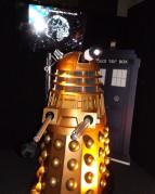 The Daleks attack...Exterminate!