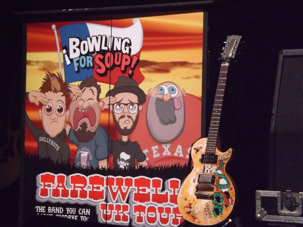 Bowling for Soup Farewell Tour 2013 - All rights reserved to The Alt Entertainer