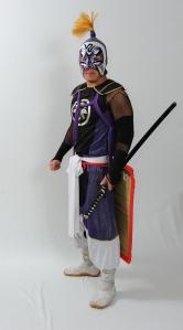 Sword-bearing Kenbai