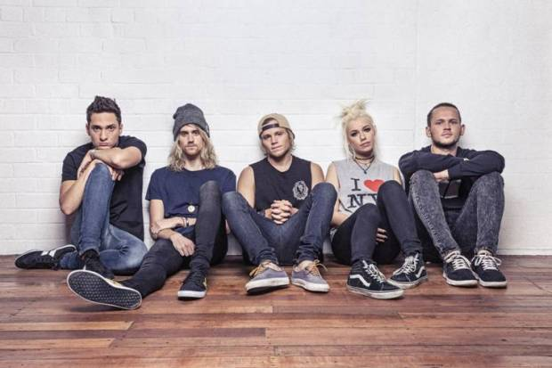 Tonight Alive     The Other Side ReviewTonight Alive The Other Side Tour