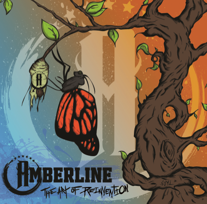 Amberline's ep cover