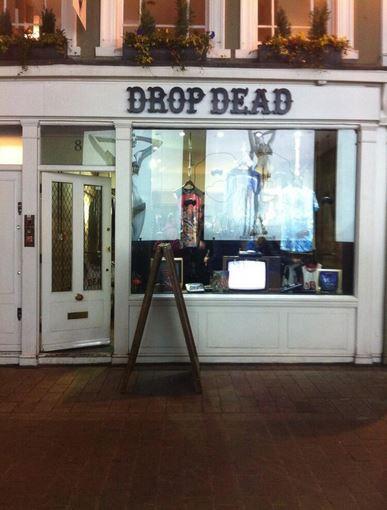 Drop Dead store