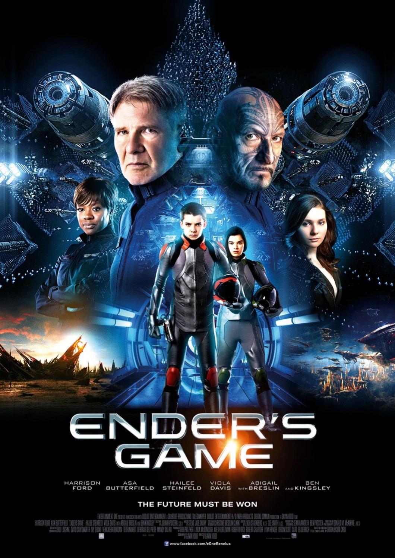 Ender's Game film poster