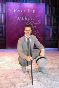 Valdis Mintals as J M Barrie