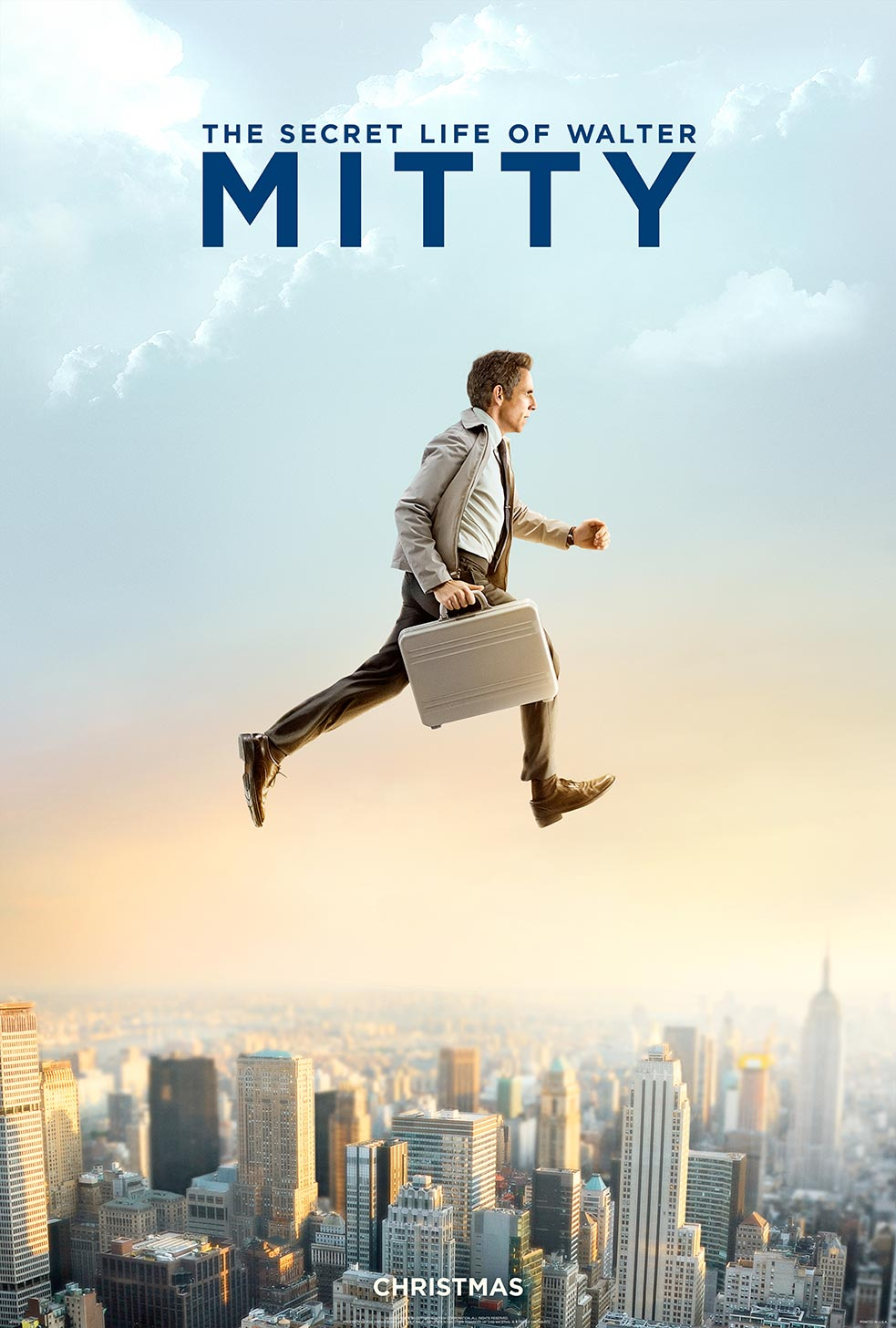The Secret Life of Walter Mitty film poster