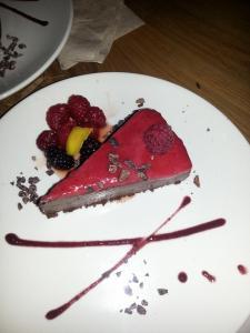 Vegan cake 1