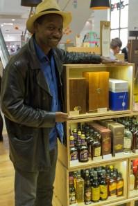Ian Burrell, Rum Ambassador