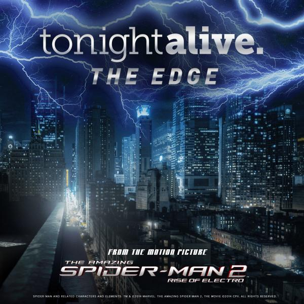Tonight Alive - The Edge image