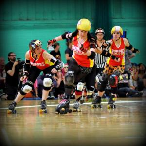 Copyright - Dorset Roller Girls
