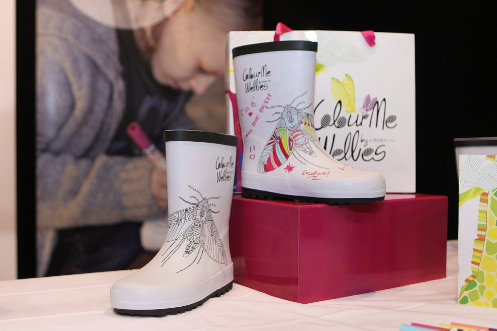 ColourMe Wellies