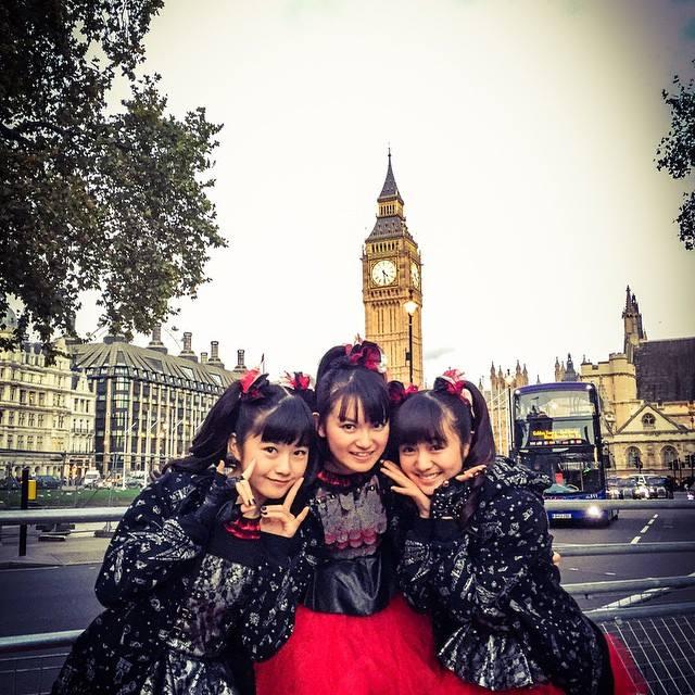 Babymetal in London