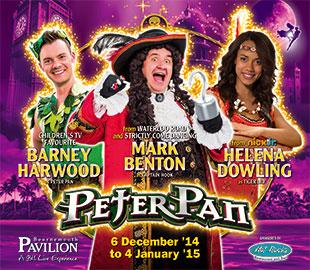 Peter Pan at the BIC