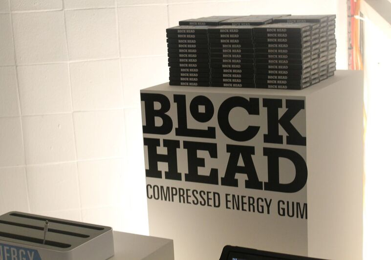 Block Head gum