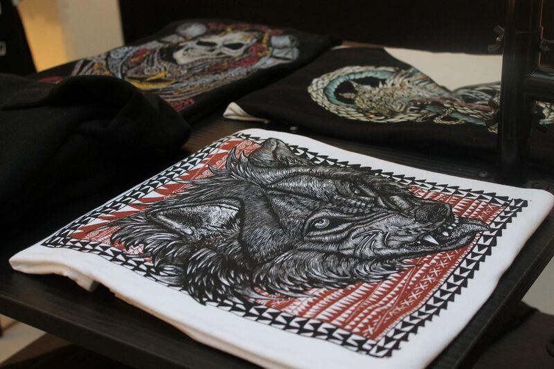 Krew artist designs 1