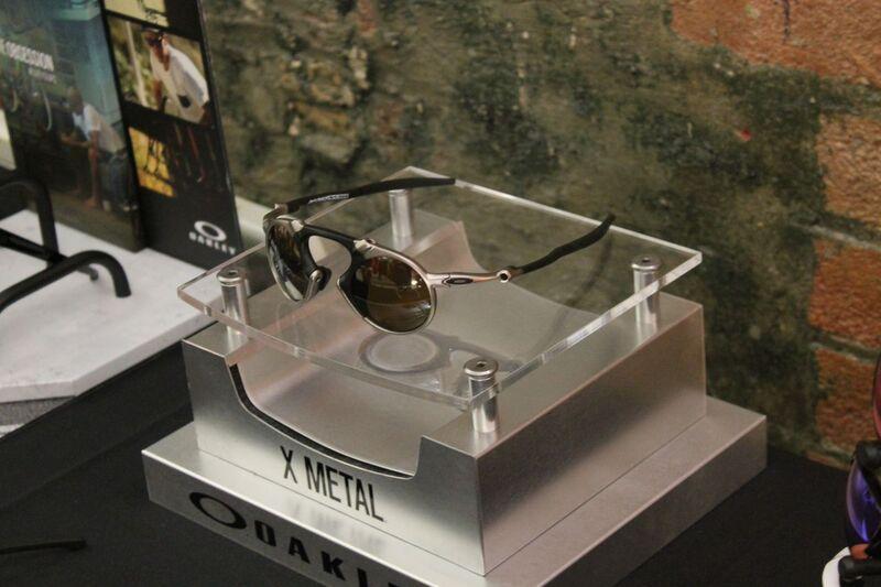 X Metal - Oakley glasses