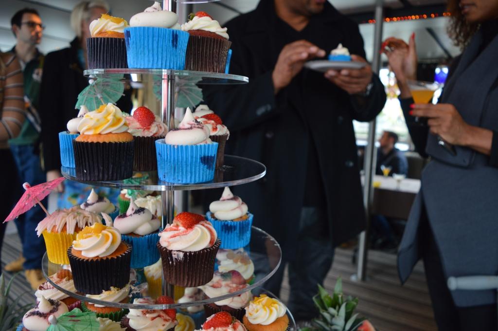 Real cupcakes