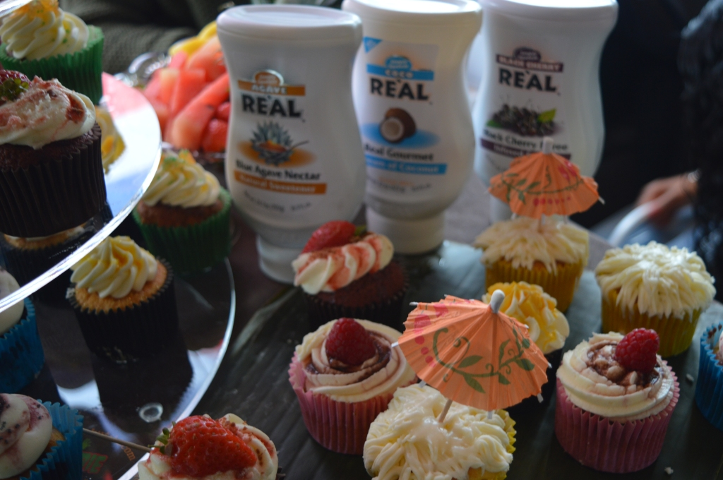 Real cupcake syrup