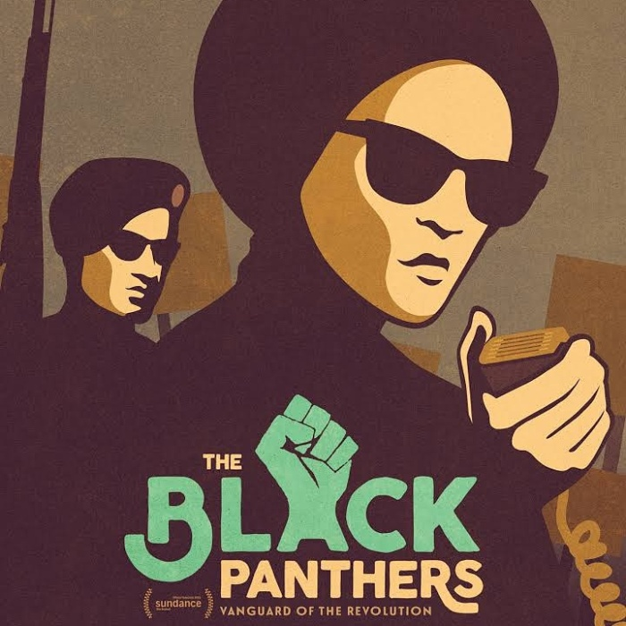 Black Panthers Vanguard of the Revolution