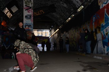 Leake Street, Waterloo
