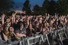 Atmosphere, Crowd, Hatfield, Photo by Kennerdeigh Scott