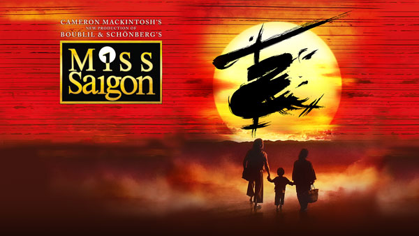 Miss Saigon Poster
